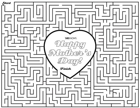 hard coloring pages for mother s day un bear ably cute mother s day coloring pages and they re