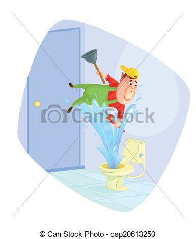 clipart idraulico clipart vettoriali di quotazione idraulico gabinetto