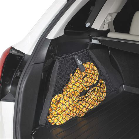 subaru outback cargo net subaru outback cargo net rear side compartment set 2