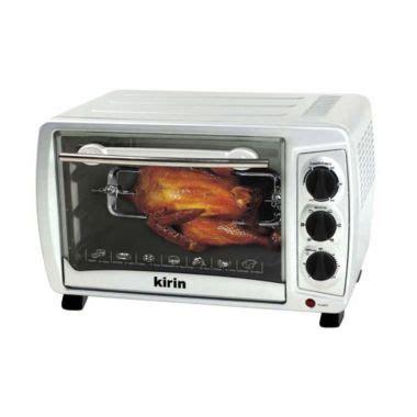 Microwave Kirin Kbo 190lw jual kirin kbo 250ra oven elektrik 25 liter putih