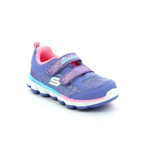 lil shoes skechers lil jumpers 82113 lvpk pink multi shoes