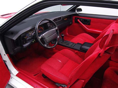1992 camaro interior interior 1992 chevrolet camaro z28 quot 25th anniversary