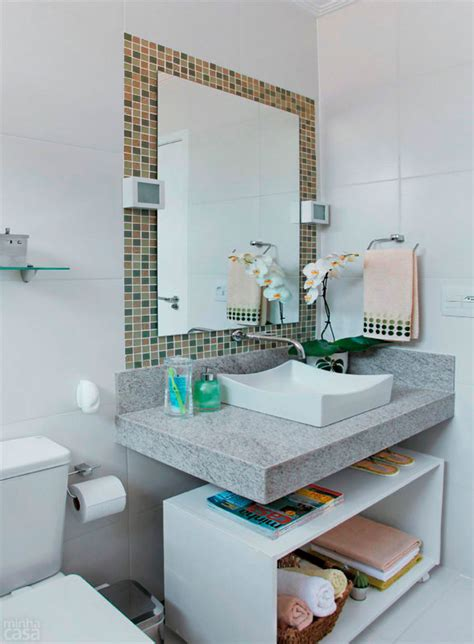 Layout Sketchup Español | banheiro aproveitamento de pequenos espaa os blog construir