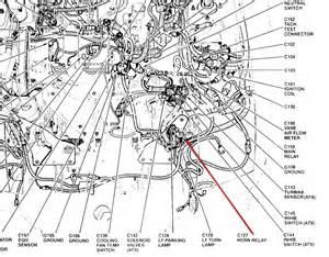 how do i fix the horn on a 1991 xr2 turbo