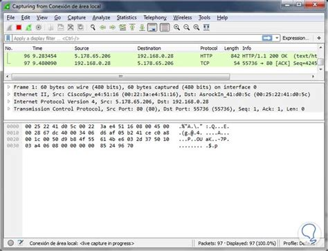 tutorial para usar wireshark wireshark analizador de red al detalle solvetic