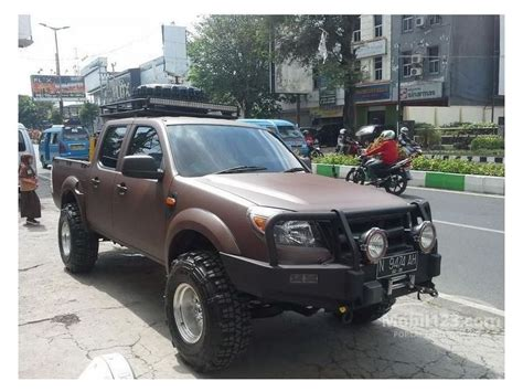 Kaca Spion Mobil Ford Ranger jual mobil ford ranger 2010 2 5 di jawa timur manual cabin coklat rp 160 000 000