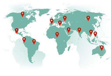 intern websites global