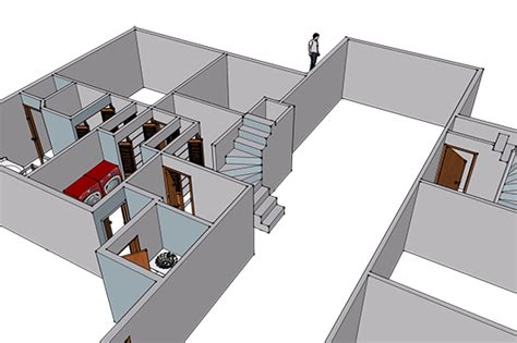 house plans 3d models architectural designs artistic imposter design