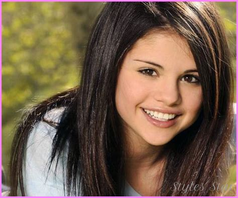 cute haircuts for medium hair teenage girls with side