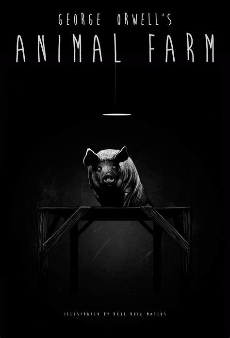 Illustration for the George Orwell's Animal Farm | Animal