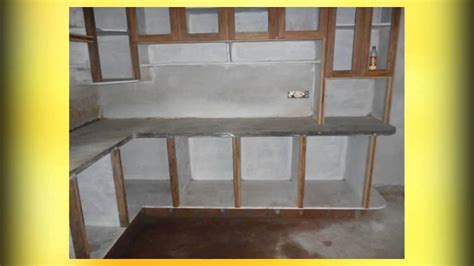 Red Kitchen Cabinet by Ferrocement Youtube
