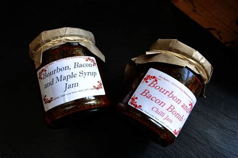 Jam Dinding Mwc Tractor Kitchen Dress martin and cowley invented bacon jam and it s flying the shelves yes bacon jam