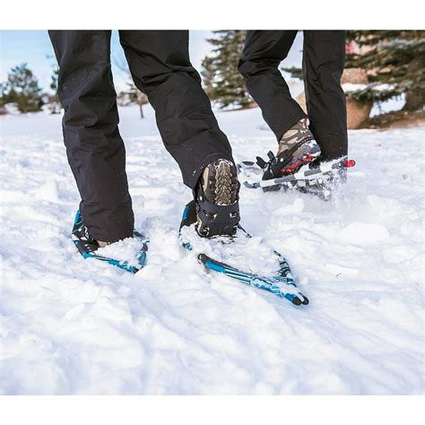 snow shoes komperdell mountaineer snowshoes 30 quot save 69