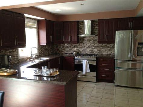 White Kitchen Dark Island Unique Kitchen Cabinet Designs You Can Adopt Easily