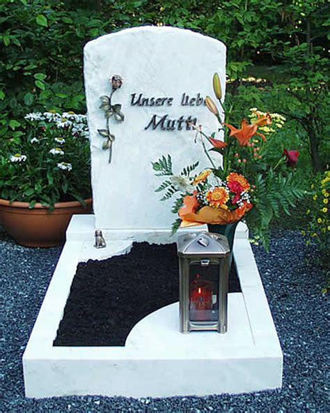 Was Kostet Ein Urnengrabstein by Grabgestaltung Beispiele Grabanlagen Grabplatten