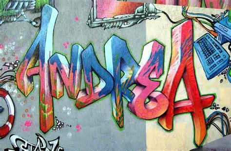 graffitis que digan andrea te amo imagui nombre en graffiti te amo imagui