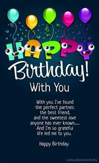 best 25 happy birthday for him ideas on pinterest love