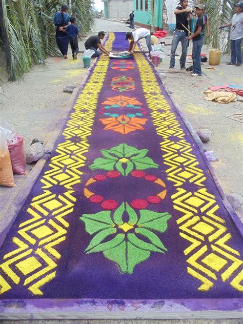 alfombras semana santa guatemala semana santa guatemala making alfombras lake atitlan tours