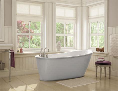 maax sax bathtub maax 174 sax freestanding 60 quot x 32 quot fiberglass bathtub at menards 174