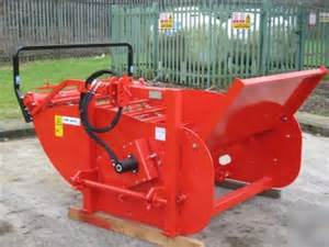 For sale round bale unroller unwinder tractor hydraulic powered