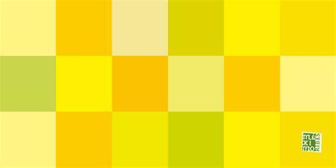 color amarillo amarillos