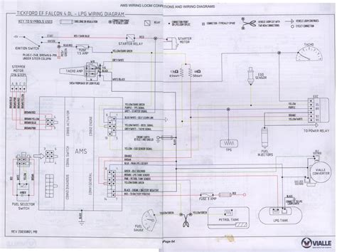 au falcon wiring diagram 24 wiring diagram images