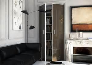 porte de placard m i porte pivotante pour petits espaces
