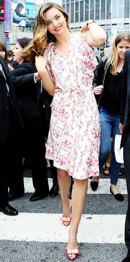 Embelished Bow Dress Minimal april 6 2014 dresses miranda kerr wrap