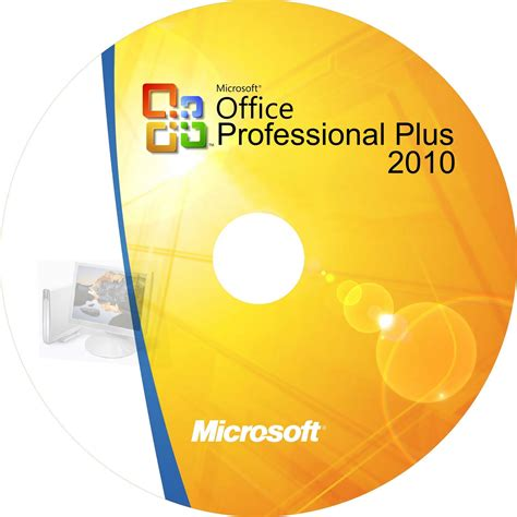 Microsoft Office Professional 2010 by Microsoft Office 2010 Professional Plus
