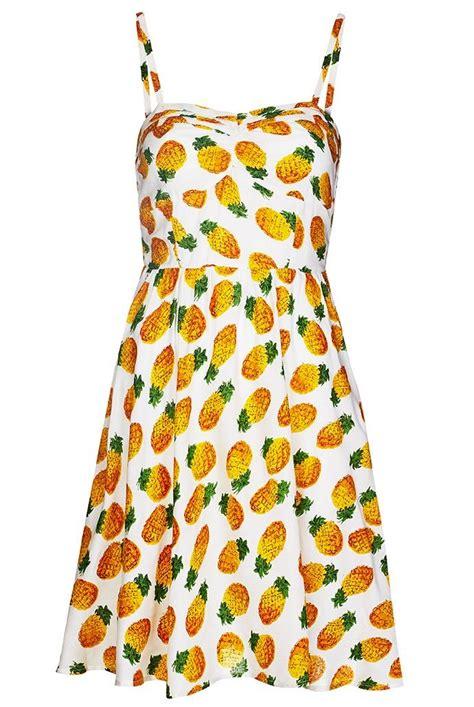 Dress Pineapple by Louche Ditta Pineapple Dress