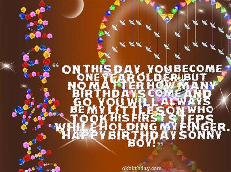 10th Birthday Quotes On This Day You Become One Year Older Birthday Wishes
