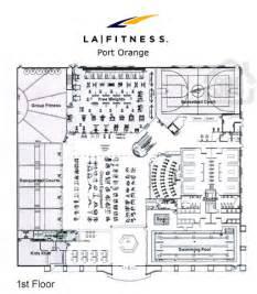 fitness center floor plans la fitness port orange