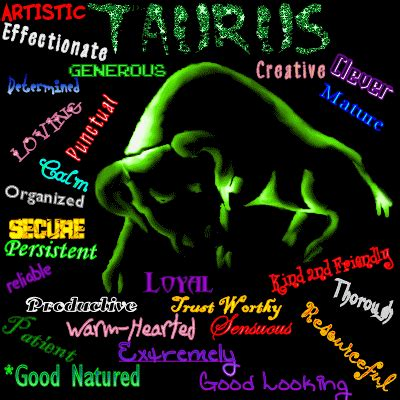 Images Of Taurus Zodiac Sign