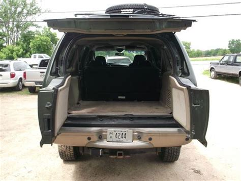 find used 2005 ford excursion eddie bauer loaded 4x4