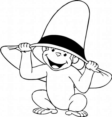 baby monkey coloring pages to print cute baby monkey coloring pages printables coloring home