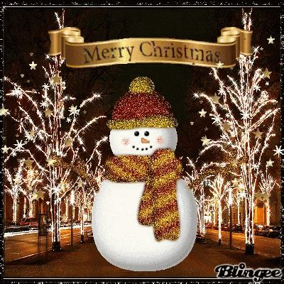 merry christmas snowman gif merrychristmas snowman fireworks discover share gifs