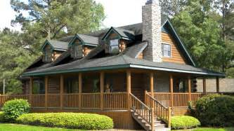 Mid sized log cabin beauty the belle haven has a fabulous big glass