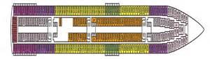 carnival ecstacy floor plan international cruise carnival ecstasy deck plan crossworld holidays