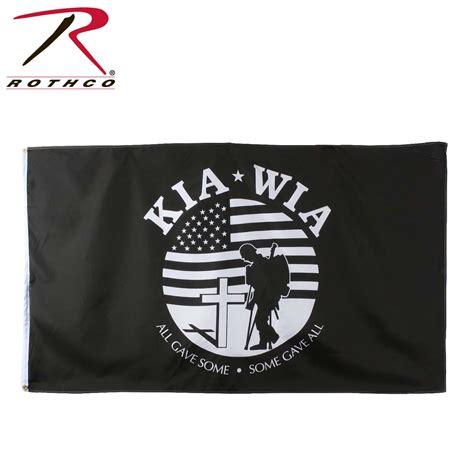 Kia Wia Rothco Kia Wia Flag