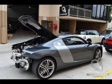 Twin Turbo V8 Audi by Twin Turbo Audi R8 V8 Ride And Sound Youtube