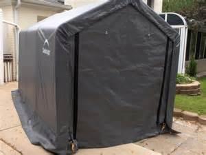 shelterlogic 6 x 10 instant storage shed canopy 70403