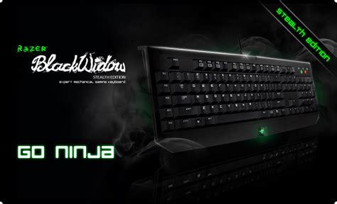 Razer Blackwidow Ultimate 2013 Elite Mechanical With Light by Razer Blackwidow Stealth Edition Gaming Keyboard Expert