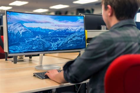 Ultra Wide Monitor the best ultrawide monitors you can buy in 2017 digital trends