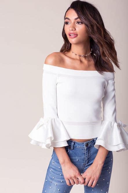 Fabiola Hi Low Blouse Agatha boutique five shop fashion forward dresses blouses and