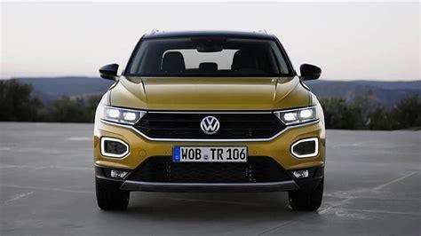 2019 Volkswagen T Roc by новый Volkswagen T Roc 2018 2019 фото видео цена