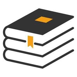 books clipart clipart icon book
