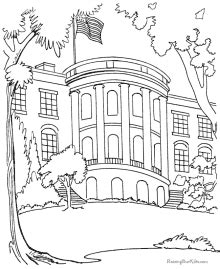 biltmore house coloring pages the white house history facts pictures and coloring pages