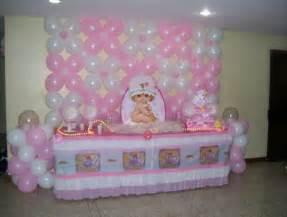 Decoraciones Para Baby Shower by Decoraciones En Globos Para Baby Shower Auto Design Tech
