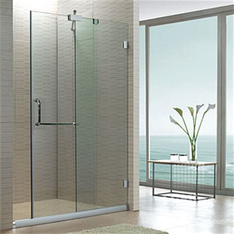 Shower Room Doors Shower Room Simple Customize Sliding Door Partition Bathroom Glass Door Frameless Shower Room