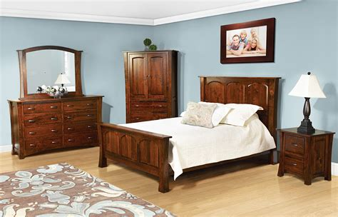 cool amish made bedroom furniture greenvirals style